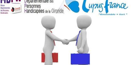 Partenariat MDPH