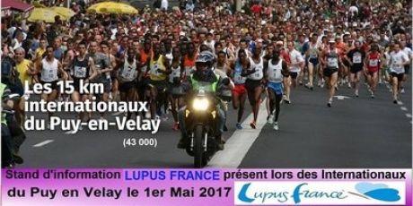 Course internationale du Puy en Velay - 1er mai 2017