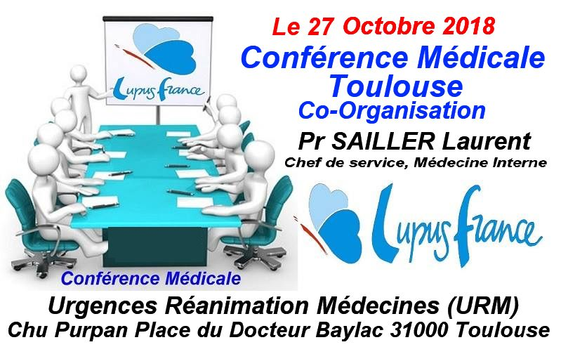 conference medicale toulouse 27 10 2018